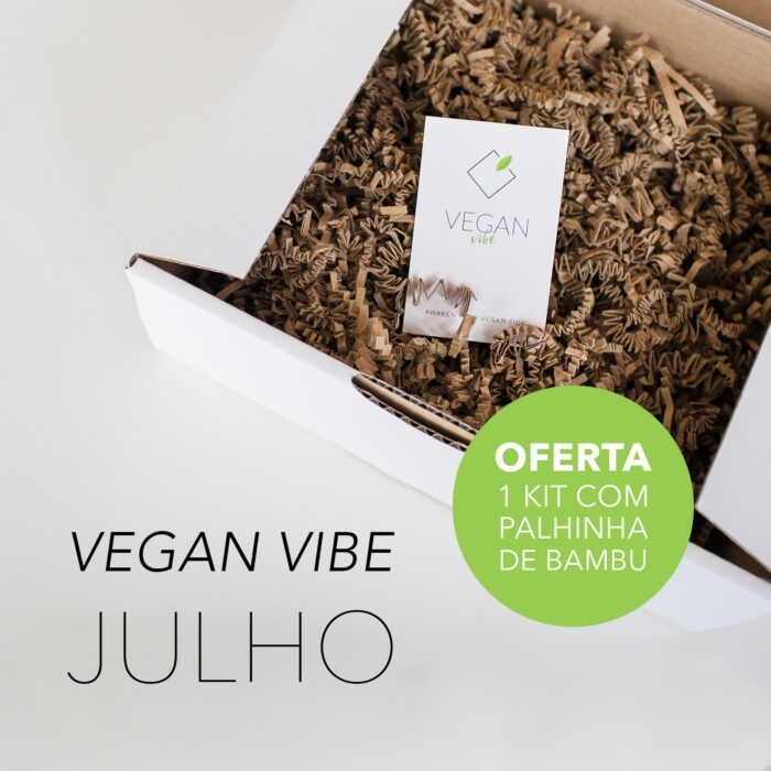 Box Vegan Oferta Palhinha
