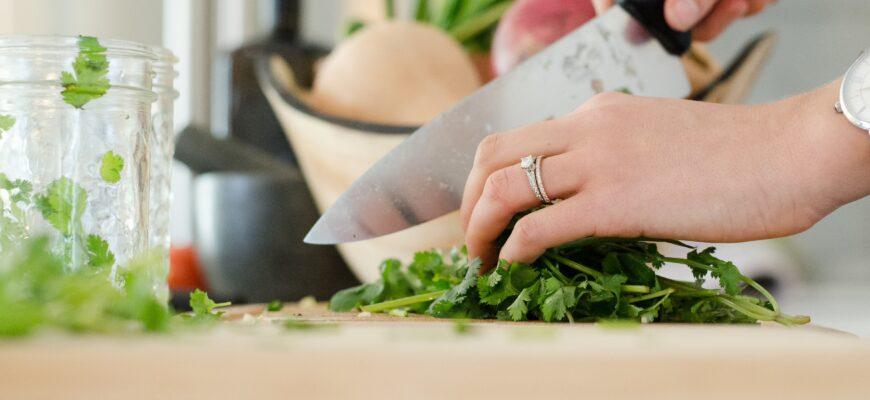 cozinha para veganos